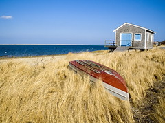 Cape Cod Boat House photo by Chris Seufert