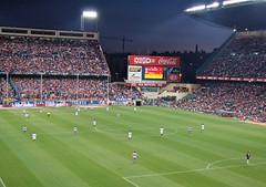 Estadio Vicente Calderón photo by David Stringer