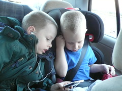 iPod boys