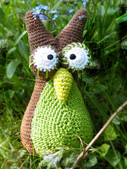 Eule amigurumi owl häkeln crocheted photo by Pfiffigste Fotos