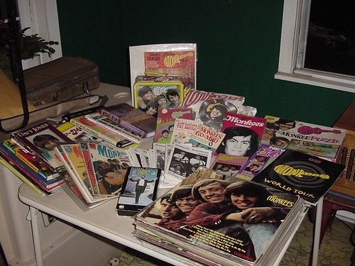 Part of My Monkees Collection