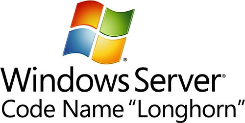 Windows Server Longhorn v logo