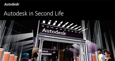 Autodesk Brings AIA National Convention to Second Life