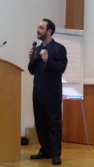 Ben Brandzel at eCampaigning Forum 2008