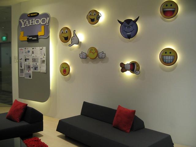 Yahoo! Singapore Office Lobby | Flickr - Photo Sharing!