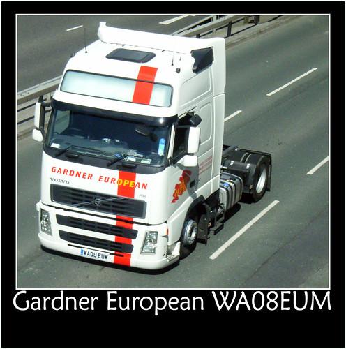 Gardner European WA08EUM