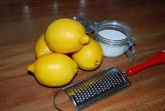 pour l'agua limon