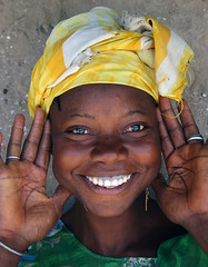 A gambian smile photo by Ferdinand Reus