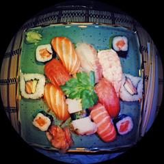 sushi photo by Mas-Luka