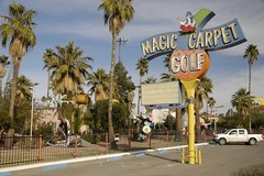Magic Carpet Golf sign 3 photo by Airstream Life