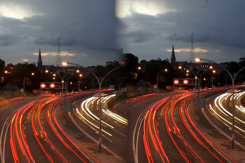 Warringah Freeway