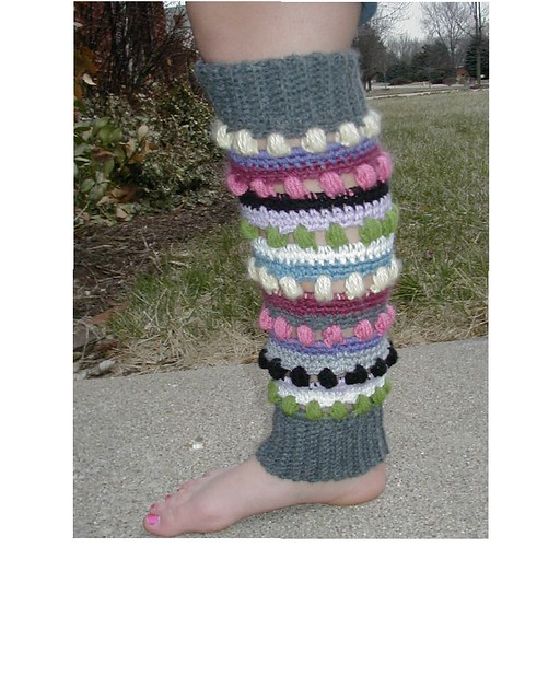 Free Crochet Pattern Thigh High Leg Warmers : CROCHET FREE LEG PATTERN WARMER - Crochet ? Learn How to ...