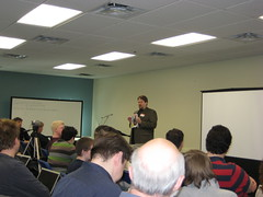 Chris Brogan's session at PodCamp Toronto 2008