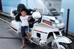 Honda Goldwing 1500cc photo by Gohbo Chai