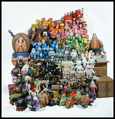 Wall Of Toys photo by krysto_O