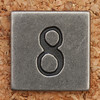 Pewter Number 8