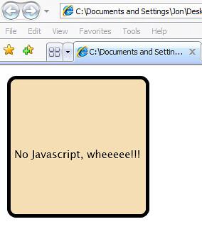 Jon Galloway - Silverlight doesn't require any JavaScript