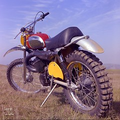Vintage Motocross photo by Lee Sutton
