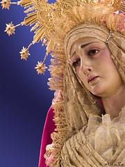 Maria del Dulce Nombre. Zaragoza photo by Jorge Sesé (ASemTa Fotografía Cofrade)