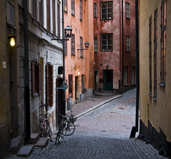 Stockholm - Old town photo by diesmali