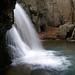 Side of Fall Creek Falls