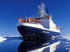 Polarstern Spiegelung