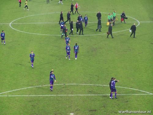3264273962 a7e229cc79 Feyenoord   FC Groningen 0 0, 8 februari 2009