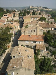 Villeneuve lez Avignon from the Tower