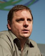 Mike Arrington at mesh