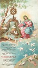 Madonna Eucharistia