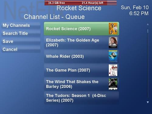 Netflix Screen 2