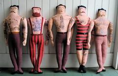 5 tattooed guys photo by Mimi K