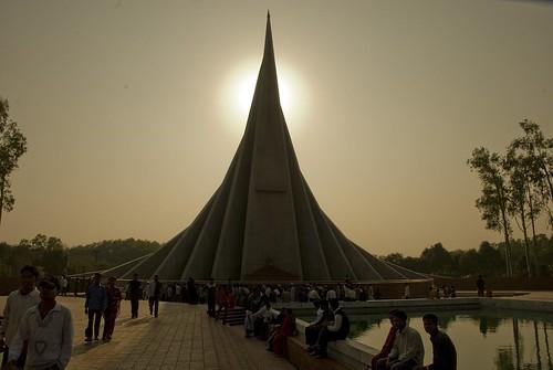 Jatiyo Smriti Soudho Savar Monument