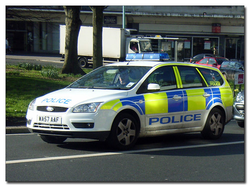 Devon and Cornwall Police WA57AAF