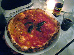 Una Pizza Napoletana: Marinara Pie (by Slice)