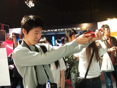 很好玩的射擊遊戲 (by Victor@tw)