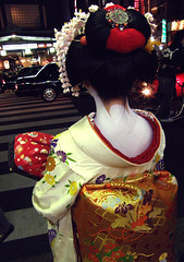 Gion Evening photo by love_child_kyoto