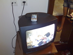 Using TV-out on the Nokia N95 - gersbo.dk