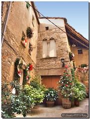 Christmas in jewish quarter / Navidad en el cayo judío photo by . SantiMB .