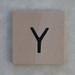 Wooden Tile Y