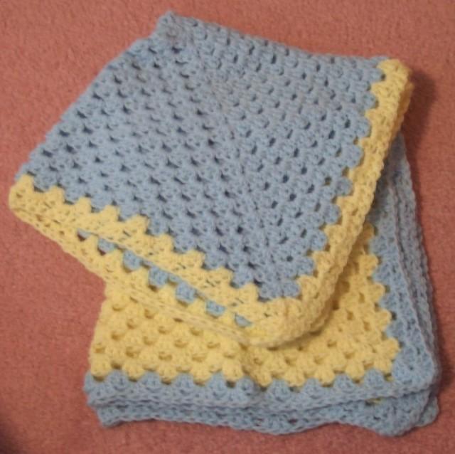 Lapghan Crochet Pattern Easy Crochet Patterns