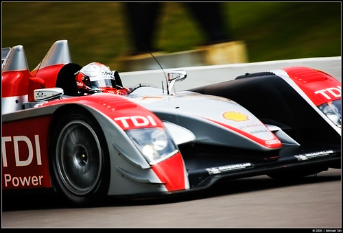 Audi R10 - 2007 Grand Prix of Mosport (by Tanner.)