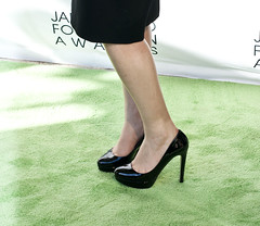 Gail Simmons - shoes photo by nicknamemiket