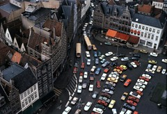Belgium Bruges Brugge 1970's photo by stowupland
