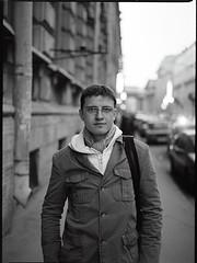 Walk across Saint-Petersburg photo by Konstantin Ivanov