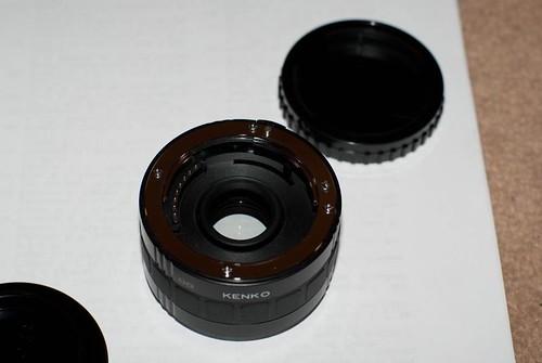 Kenko Teleplus Mc7 DG teleconverter