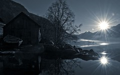 The sun photo by Geir Drabløs