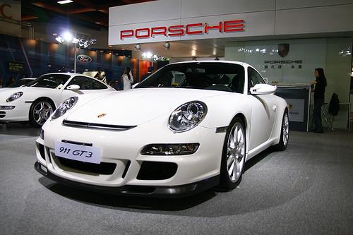 Porsche 911 GT3 @ 2007台北車展