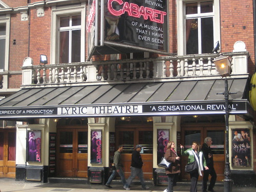 A guided walk past many famous theatres in London's Theatreland