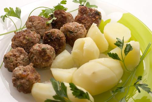 Italian meat-balls #3